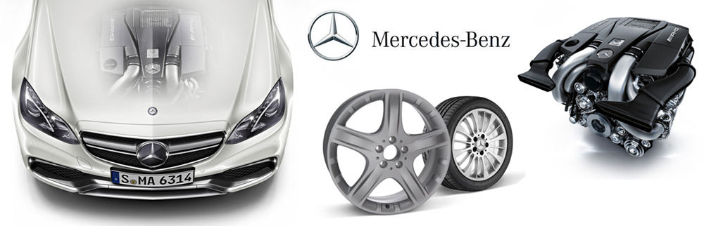 Mercedes Benz Authentic Oem Parts Remanufacturered