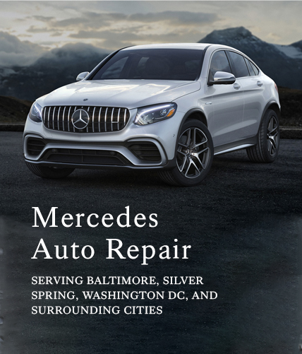 Mercedes Benz Of Silver Spring >> Mercedes Benz Repair Specialist White Oak Auto Service